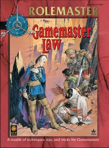 Rolemaster Gamemaster Law