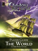 Shadow World Player Guide Rolemaster RPG