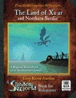 Land of Xa ar Shadow World Rolemaster RPG