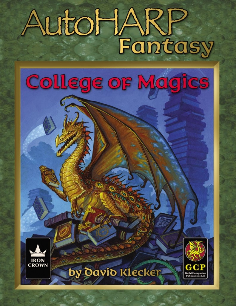 AutoHARP College of Magics RPG