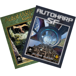 AutoHARP RPG Software