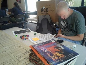 Rolemaster in Fresno