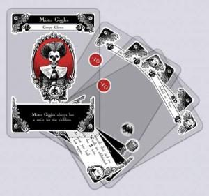 Gloom card game by Atlas Games
