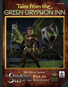 Tales from the Green Gryphon Inn adventure module for Shadow World