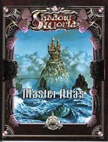 Shadow World Master Atlas 4th edition