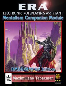 ERA Mentalism Companion for Rolemaster