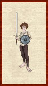 Llewella Noaks character