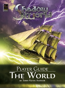 Shadow World Player guide cover