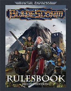 Bladestorm 2nd edition cover