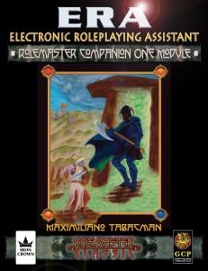 Rolemaster Companion I for ERA