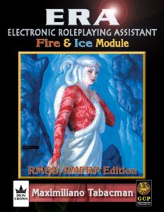 ERA for Rolemaster Ice and Fire