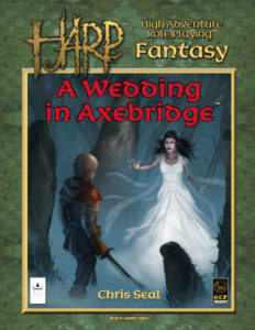 Wedding in Axebridge cover