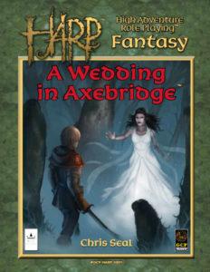 Wedding in Axebridge cover